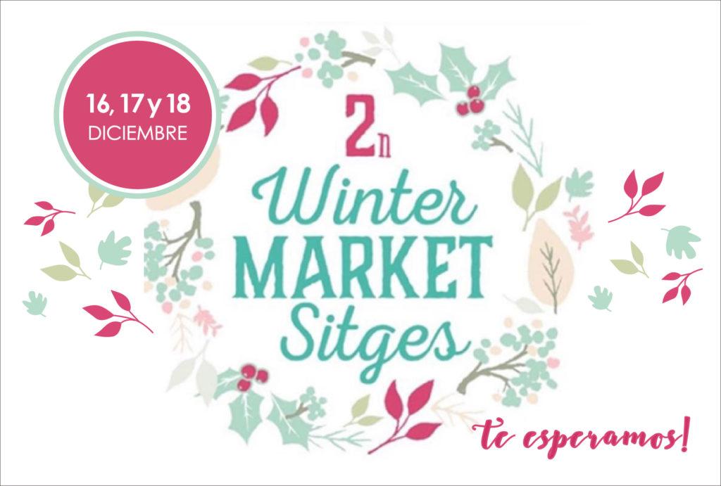 Wonder Party Bcn en el Winter Market Sitges