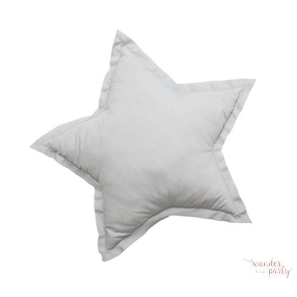 Cojín Miniroom estrella gris