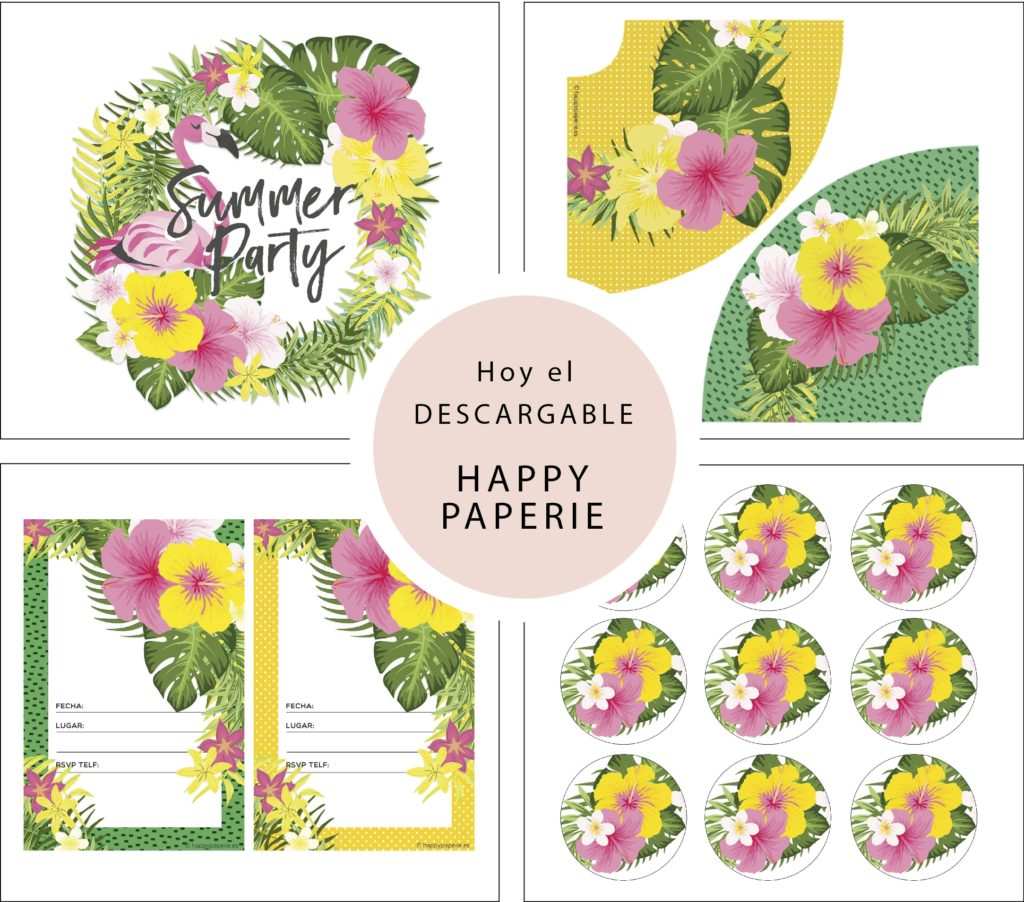Conocemos a Happy Paperie con imprimible de regalo