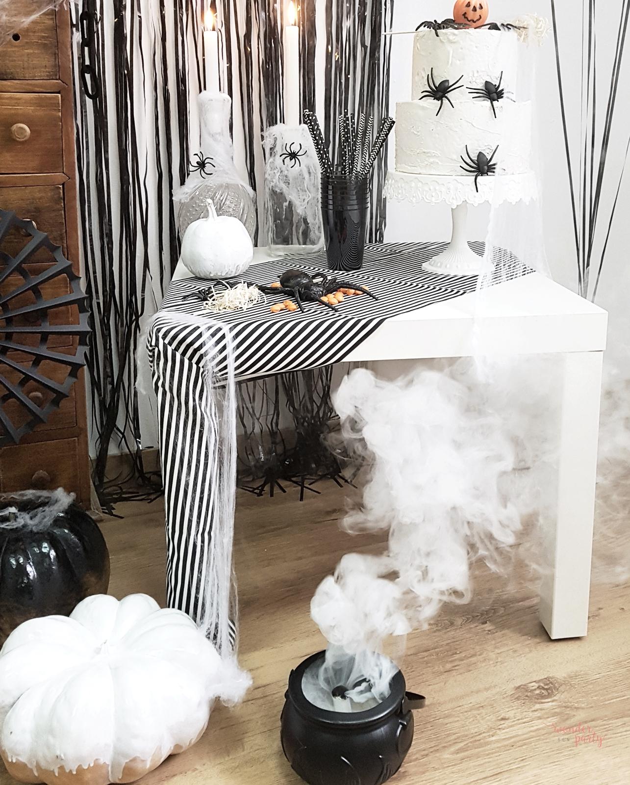 Halloboo party inspiración para halloween fiestas y productos para fiestas temáticas en barcelona para familias únicas Wonder Party Bcn DIY para fiesta de halooween disfrcaes para niños bruja disfraz de bruja para halooween