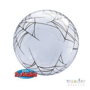 Globo bubble tela de araña