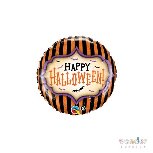 Globo Happy Halloween foil