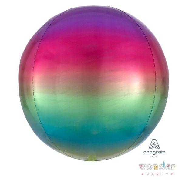 Globo Orbit Rainbow