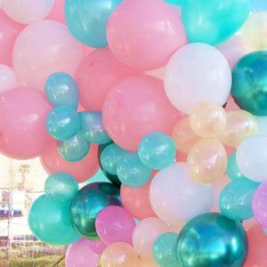 Workshop Intensivo Decoración con globos