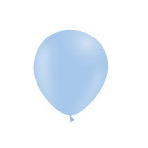Globo de Látex Azul Cielo Pastel Wonder Party