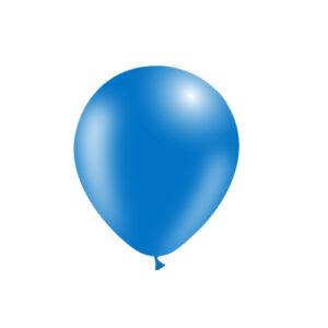 Globo de Látex Azul sólido Wonder Party