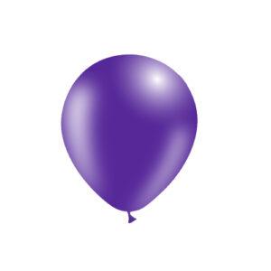 Globo Látex Púrpura Sólido Wonder Party
