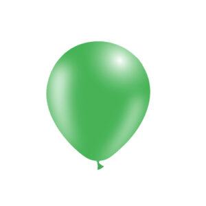 Globo Látex Verde Sólido Wonder Party
