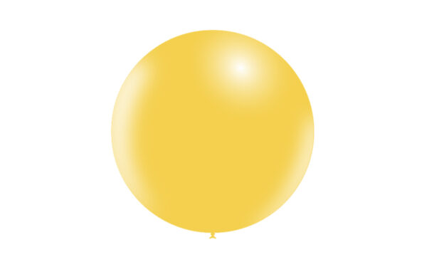 Globo Gigante Amarillo Sólido Wonder Party