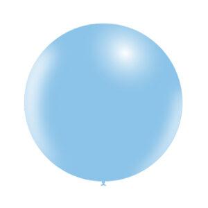 Globo Gigante Azul Cielo Sólido Wonder Party