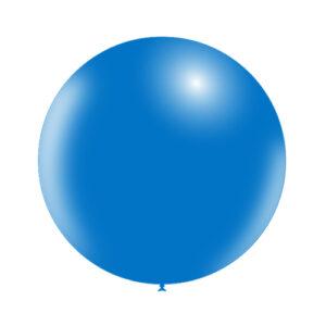 Globo de látex Gigante Azul Sólido Wonder Party
