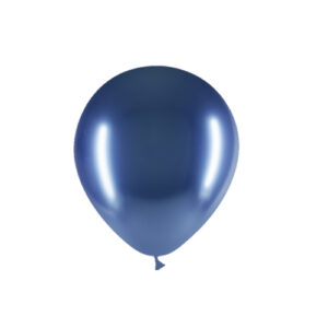 Globo látex brilliant azul Wonder Party
