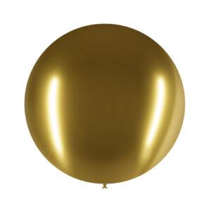 Globo Gigante Brilliant dorado Oro Wonder Party