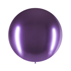 Globo Gigante Brilliant Púrpura Wonder Party