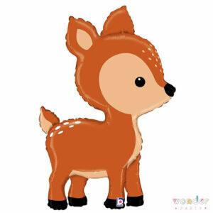 Globo Bambi Ciervo Foil 43-109-Wonder Party Bcn maresme costa brava