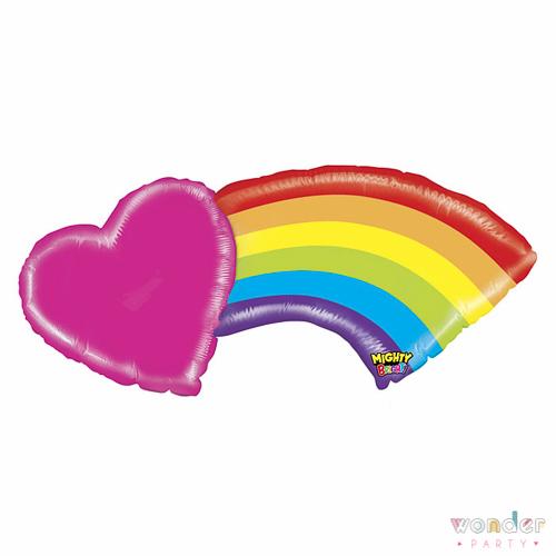 Balloon, Barcelona, Celebraciones, Cumpleaños, Decoracion, Eventos, Fiesta, Foil, Girona, Globo, Helio, Maresme, Party, Wonder, Corazon, Arcoiris, costa brava