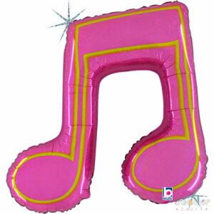 Nota Musical, Balloon, Barcelona, Celebraciones, Cumpleaños, Decoracion, Eventos, Fiesta, Foil, Girona, Globo, Helio, Maresme, Party, Wonder, costa brava