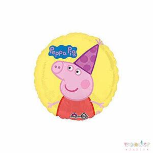 Globo, Balloon, Barcelona, Celebraciones, Cumpleaños, Decoracion, Eventos, Fiesta, Foil, Globo, Helio, Maresme, Party, peppa pig, Wonder