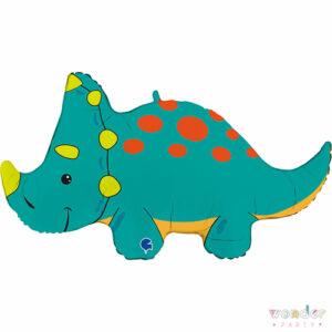 Balloon, Barcelona, Celebraciones, Cumpleaños, Decoracion, dinosaur, Eventos, dinosaurio, Fiesta, Foil, Globo, Helio, Maresme, Party, triceratops, Wonder, costa brava