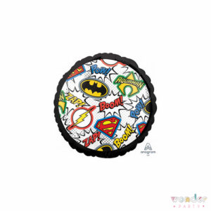 Balloon, Barcelona, Celebraciones, Cumpleaños, Decoracion, Eventos, Fiesta, Foil, Globo, Helio, liga de la justicia, Maresme, Party, superheroe, Wonder