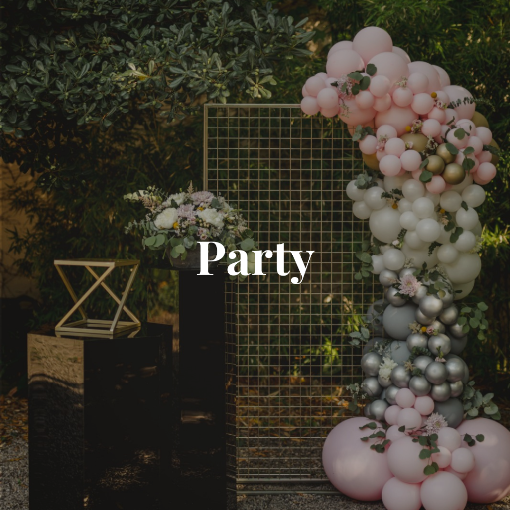 Fiestas temáticas Wonder Party